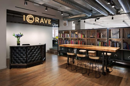 Wonderful Icrave New York Office Design Pictures ...