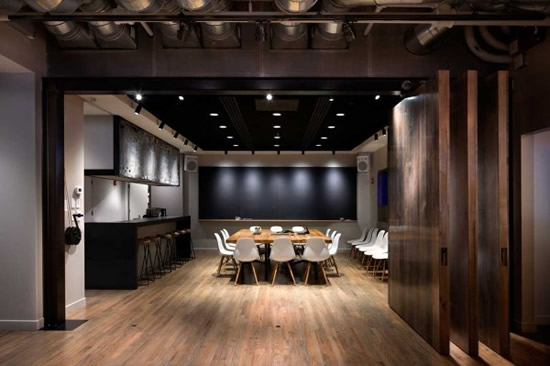 Icrave New York Office Design Pictures
