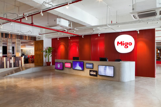 Migo Office Pictures