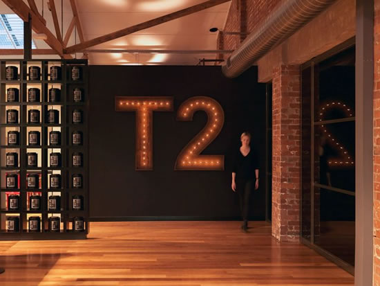 T2 Headquarters Melbourne Office Pictures
