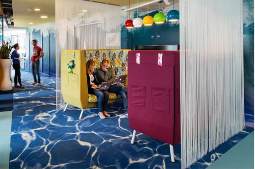 Google Office Pictures Ireland