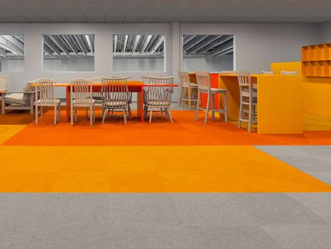 Combiwerk Delft Office Interior