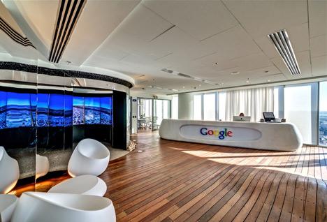 Google Office Tel Aviv