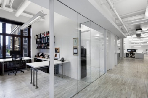 Bureau 100 Office Interior