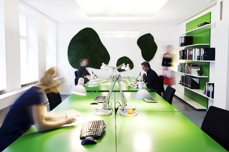 Cubion A/S Office