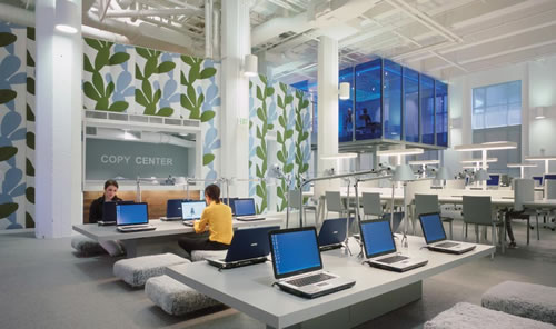 Phenomenal Education Training Office Design Gallery The Best Offices On Largest Home Design Picture Inspirations Pitcheantrous
