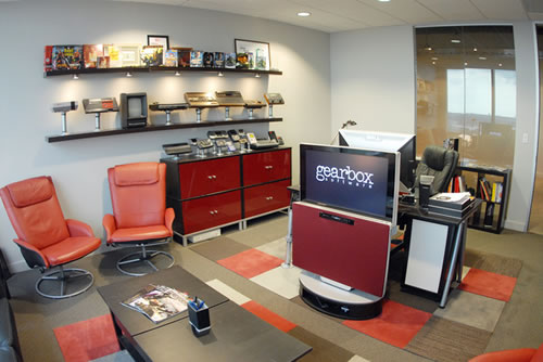 Gearbox Software Office Design Gallery The Best