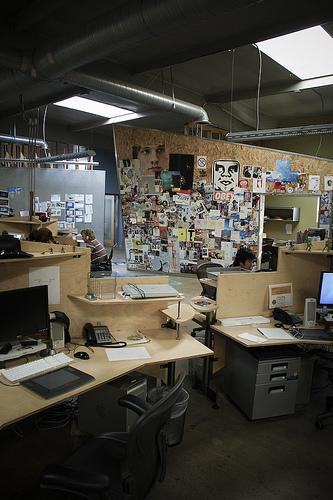 Juxt Interactive Office Design
