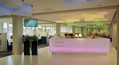 Marsh Office Rotterdam