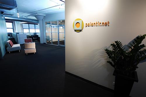 Palantir Office Photo