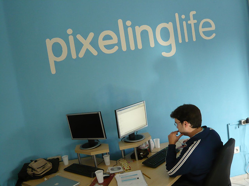 Pixeling Life Office