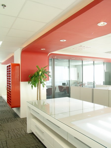 Red comunicacao brazil office design gallery the best for Oficinas minimalistas