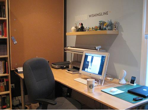 Wishingline Design Studio Office